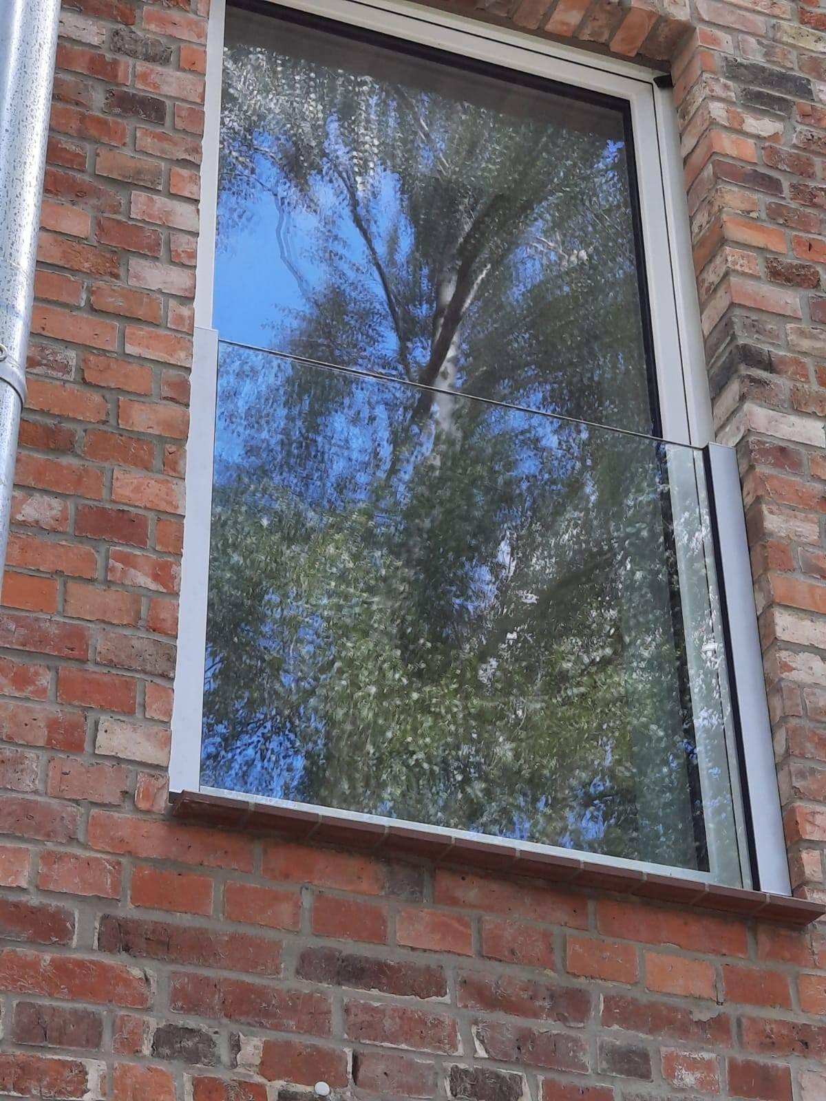 Frnazösicher Balkon